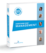 Everything DiSC Management Facilitator Kit